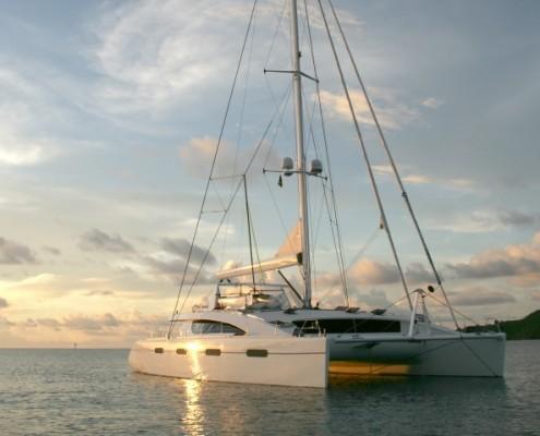 Catamaran Akasha