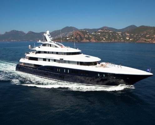 Superyacht Excellence V