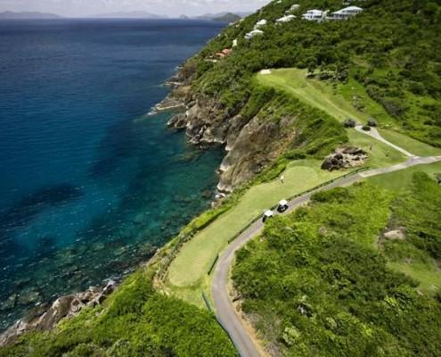 Mahogany Run Golf Course St Thomas