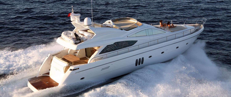 Motor yacht charter