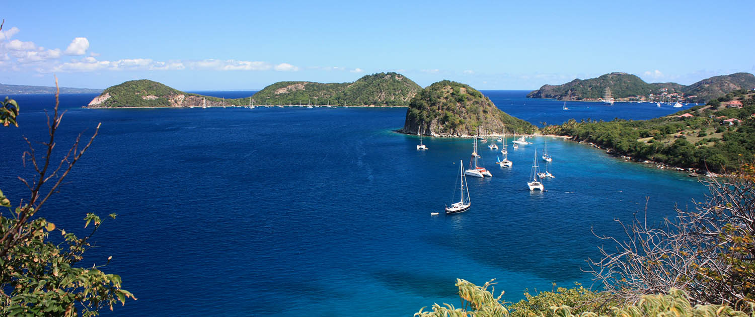 Iles des Saintes Leeward Islands