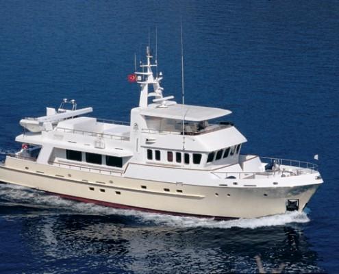Motor yacht Tivoli