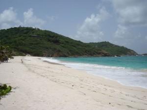 Macaroni Beach Mustique