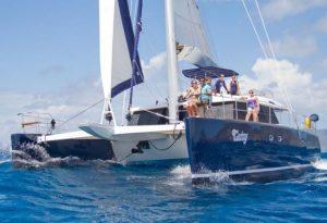 Catsy Catamaran Crewed Yacht Charter