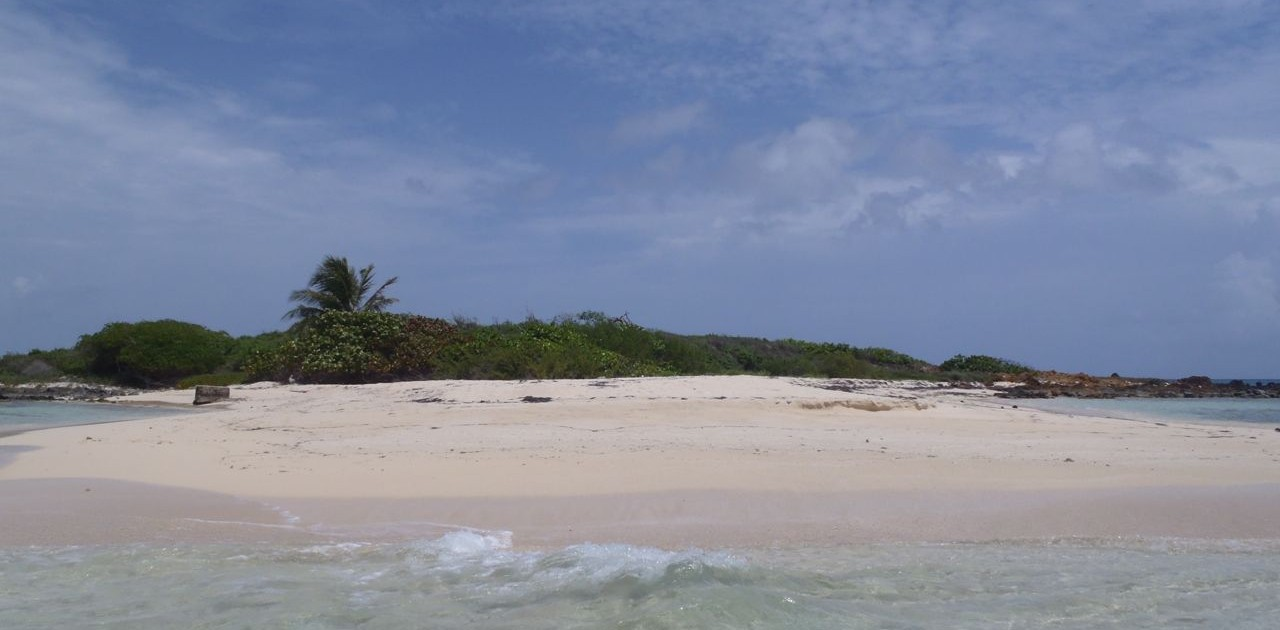 Bahia Icacos Island Vieques Spanish Virgin Islands
