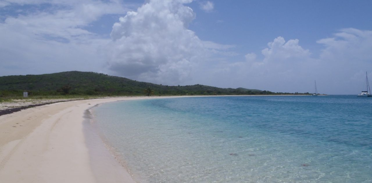 Bahia Icacos Vieques Spanish Virgin Islands