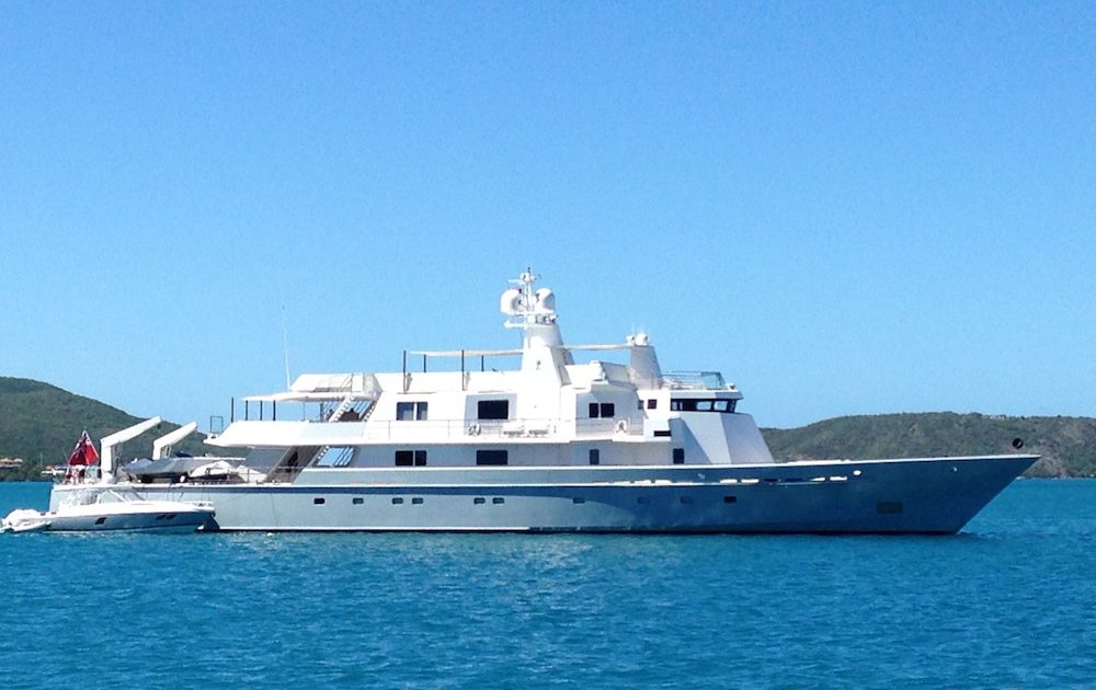 Expedition Yacht Charter available Worldwide