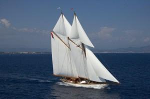 Classic Yacht Germania Nova