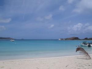 Isla Culebrita Spanish Virgin Islands