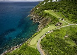 Mahogany Run Golf Course St Thomas