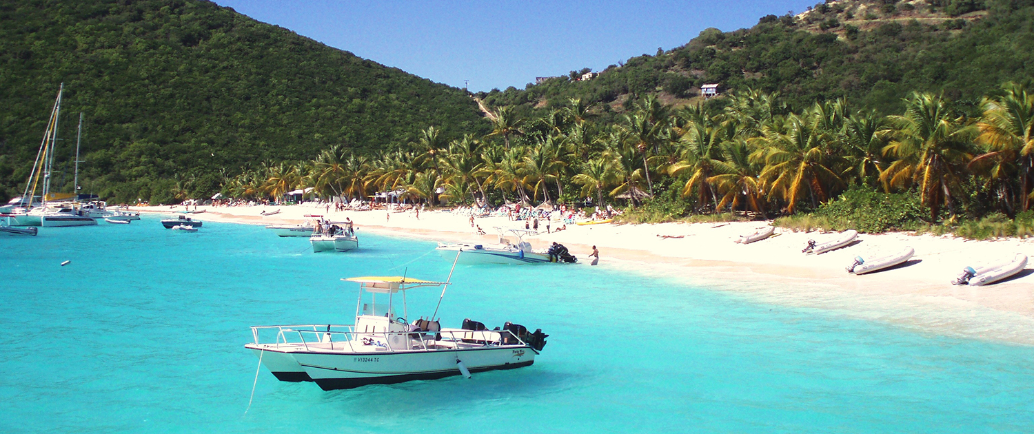 White Bay Jost van Dyke British Virgin Islands