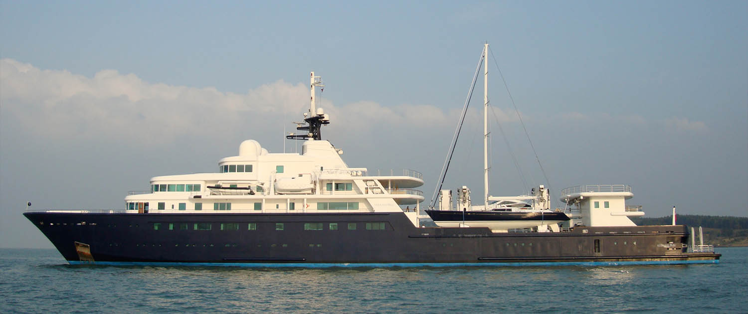 Expedition Yacht Charter  9-Star Leisure & Adventure