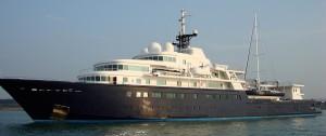 Expedition yacht Le Grand Bleu