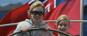 Kids love sailing