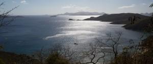 Views from Peter Island British Virgin Islands