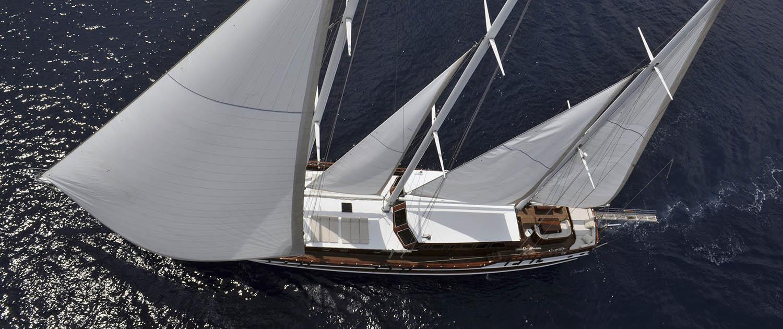 Turkish Gullet Mediterranean Yacht Charter