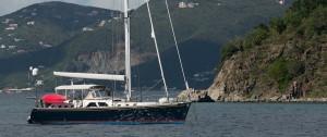 Monohull Yacht Destiny