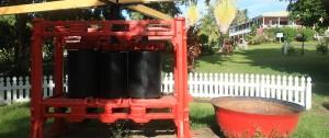 Plantation equipment