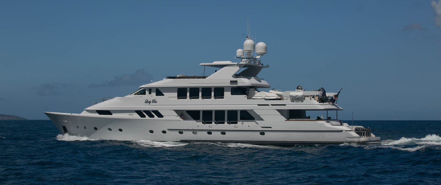 Superyacht Lady Bee