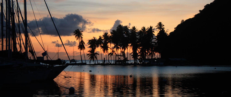 Marigot Bay St Lucia Windward Islands