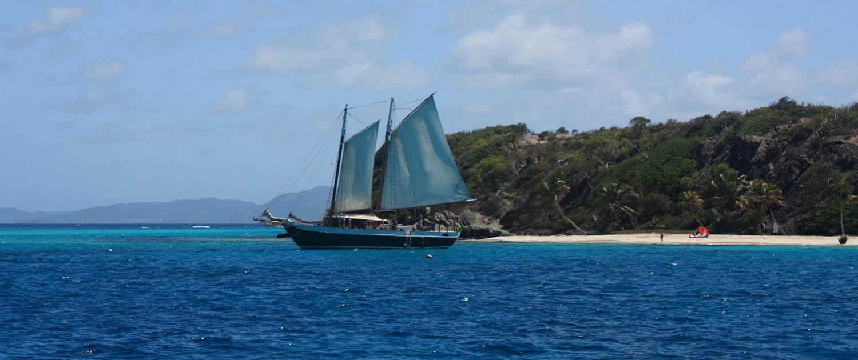 Tobago Cays Grenadines Windward Islands
