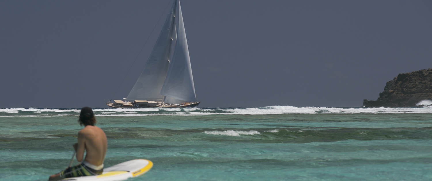 Caribbean Superyacht Racing
