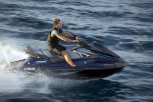 A Charter Motor Yacht comes with Jetskies