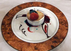 Great desserts freshly prepared for you