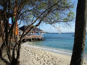 Basils Bar Mustique The Grenadines