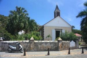 Church Gustavia St Barths