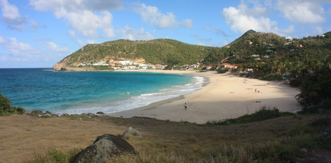 Flamands Beach St Barths
