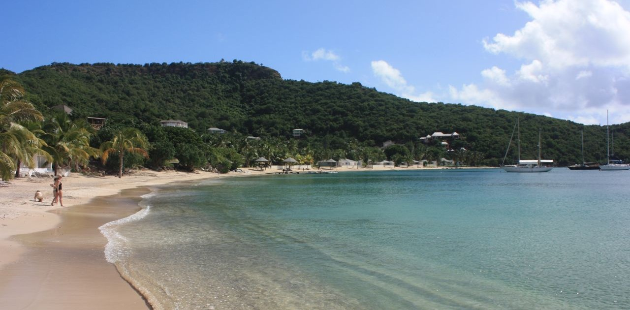 Galleon Beach English Harbour Antigua