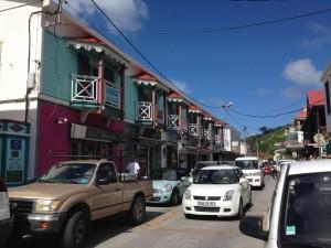 Main Street Gustavia St Barths