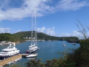 Nelsons Dockyard English Harbour Antigua