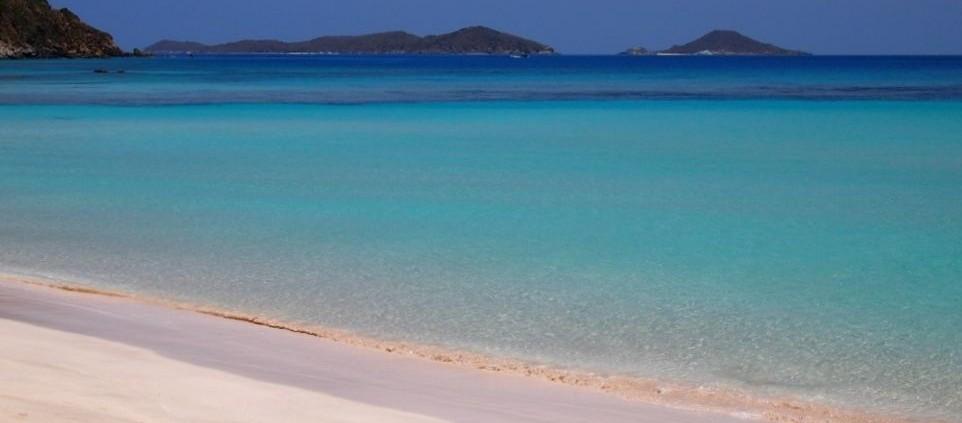 Savanah Beach Virgin Gorda BVI