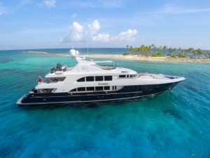MY Rebel available for Caribbean Yacht Charter this winter