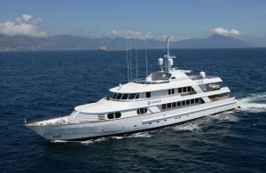 MY Kanaloa 48m CRN Superyacht available for Western Mediterranean Yacht Charter
