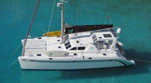Catamaran Nutmeg Crewed Yacht Charter