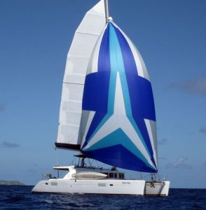 Catamaran Safari Lagoon 440 available for BVI Crewed Yacht Charter