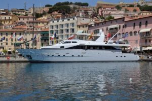 Motor Yacht Moonraker available for Yacht Charter in Sardinia