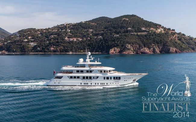 MY Pride available Western Mediterranean Yacht Charter
