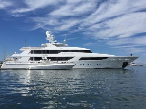 Fuel costs are additional on Motor Yacht Charters