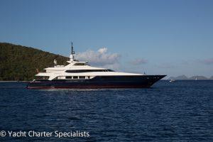 Superyacht Mischief Luxury Motor Yacht Charter