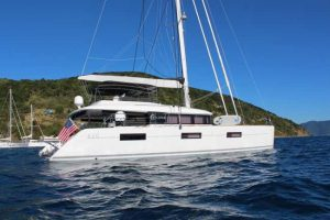 Catamaran Eclipse Lagoon 620