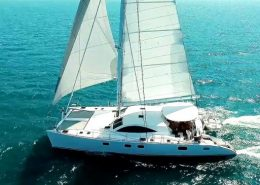 Catamaran Laysan new 72ft yacht