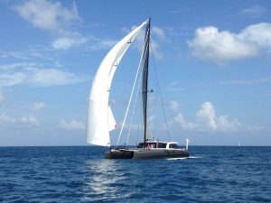 Catamaran Crewed Yacht Charter