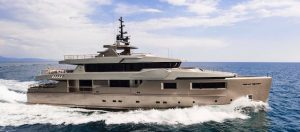 MY Giraud 131ft Admiral Marine available in the South of France