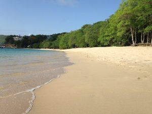 Princess Margaret Beach Bequia Grenadines Yacht Charter