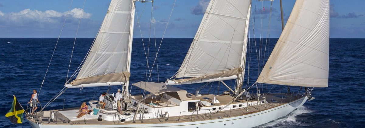 Sailing Yacht Jupiter available for Caribbean Yacht Charter