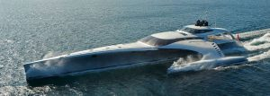 Adastra Superyacht Charter Trimaran
